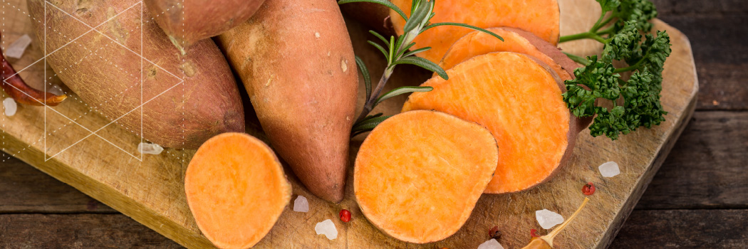nutritional value of sweet potatoes