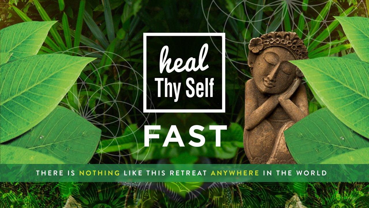 Heal Thy Self Fast Tyler Tolman