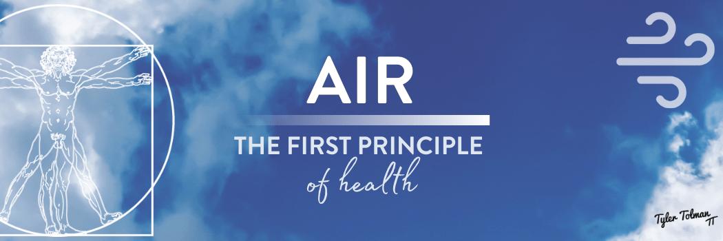principle of air